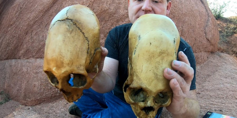"Nephilim ""Elongated Skulls"" Examined in 2020"